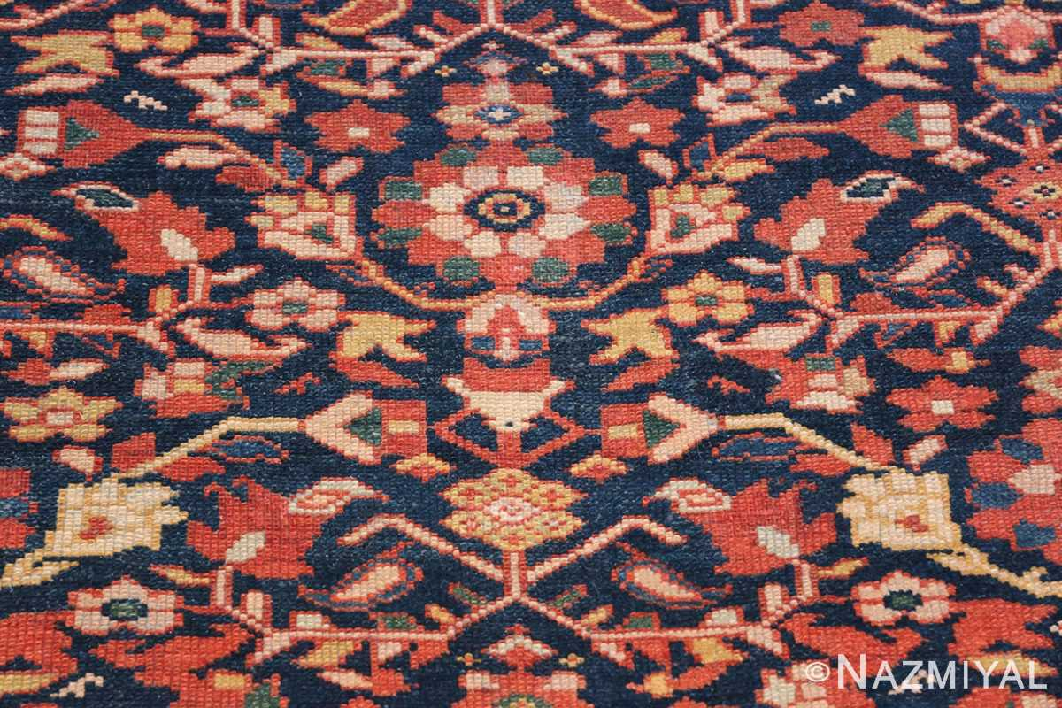 Antique Oversized Persian Sultanabad Rug 50145 Top Down Nazmiyal