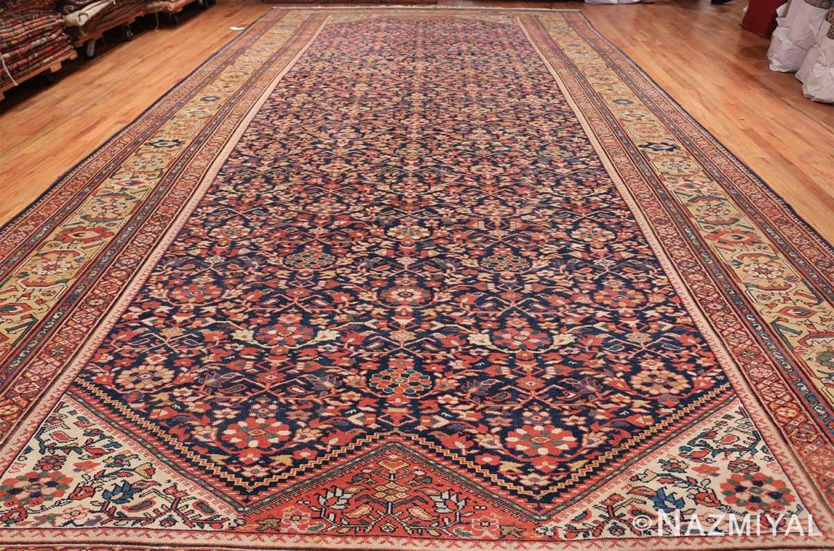 Antique Oversized Persian Sultanabad Rug 50145 Whole Design Nazmiyal