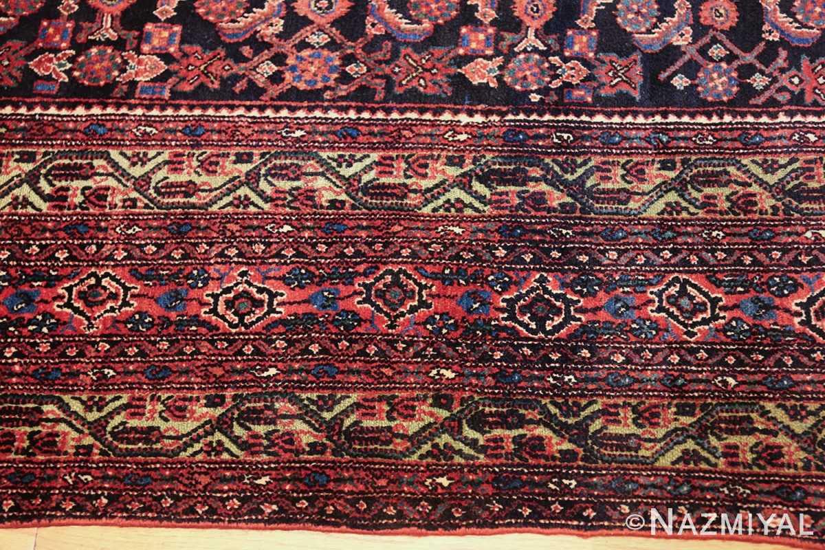 antique persian farahan rug 50076 border Nazmiyal