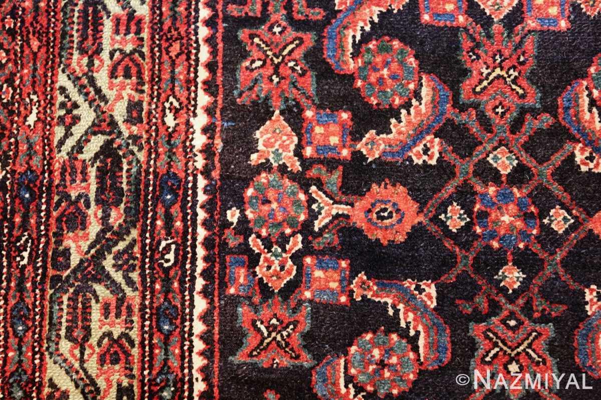 antique persian farahan rug 50076 closeup Nazmiyal