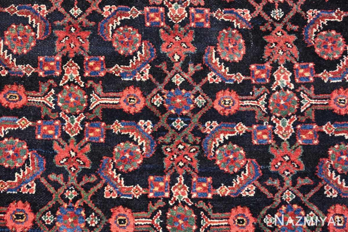 antique persian farahan rug 50076 flowers Nazmiyal