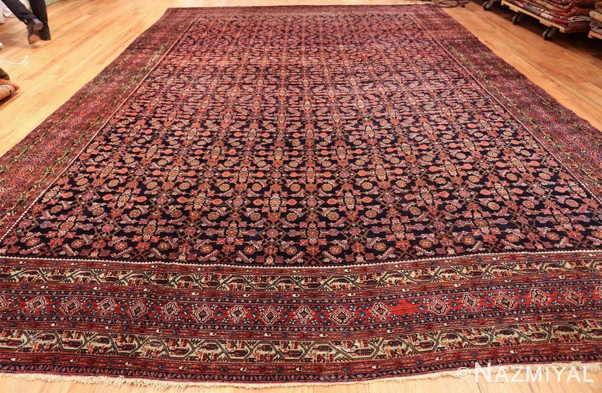 antique persian farahan rug 50076 whole Nazmiyal