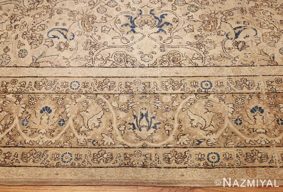 antique persian kerman rug 47869 border Nazmiyal
