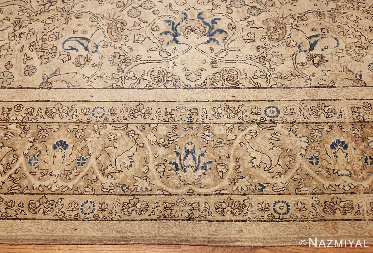 antique persian kerman rug 47869 border Nazmiyal