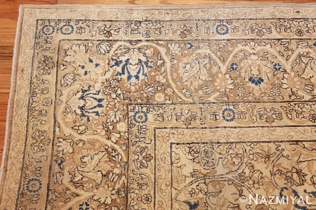 antique persian kerman rug 47869 corner Nazmiyal