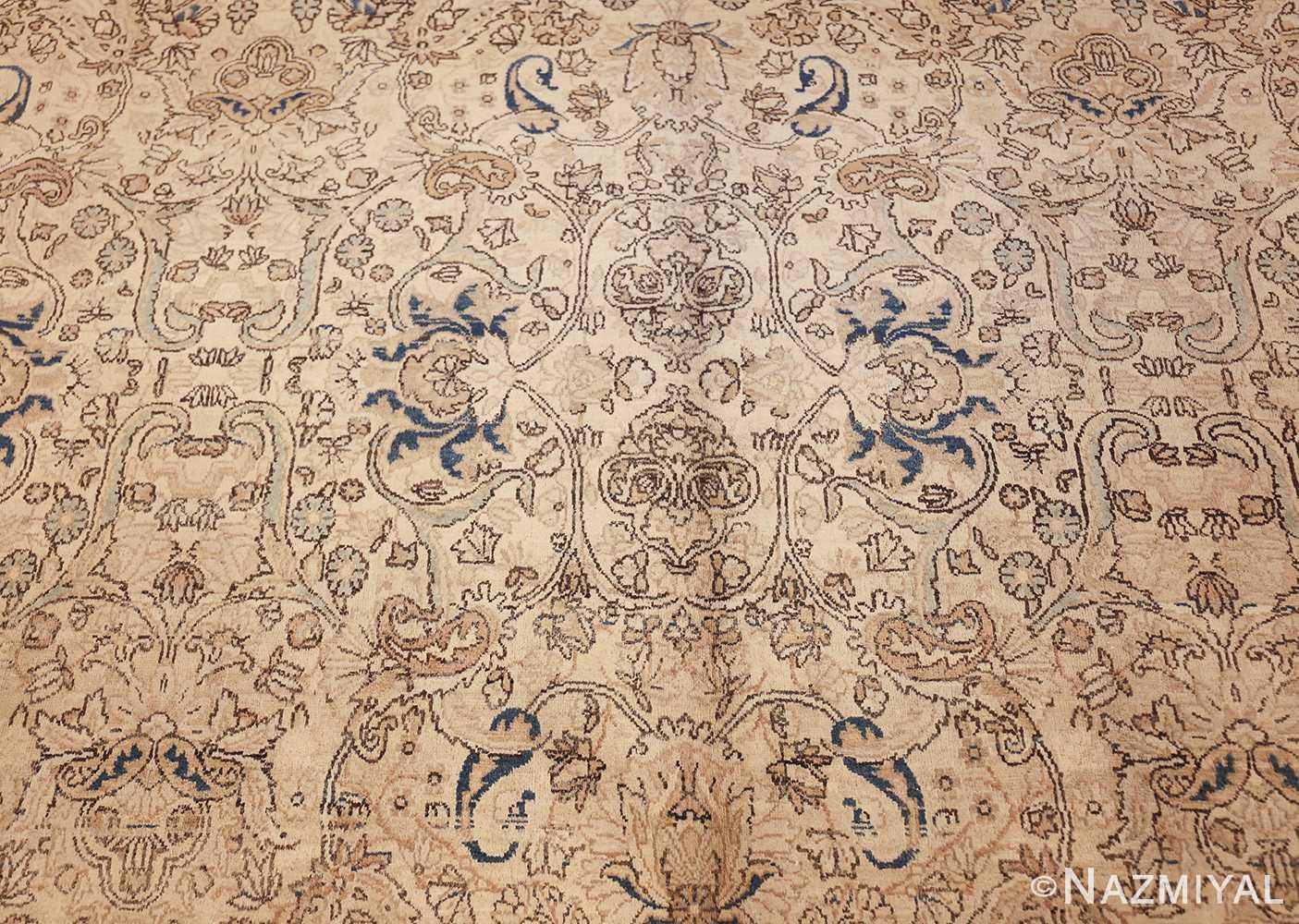 antique persian kerman rug 47869 design Nazmiyal