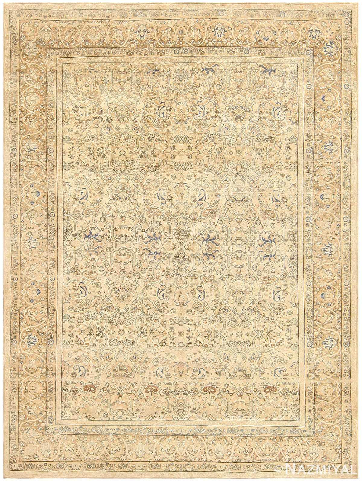 Antique Persian Kerman Rug 47869 Detail/Large View