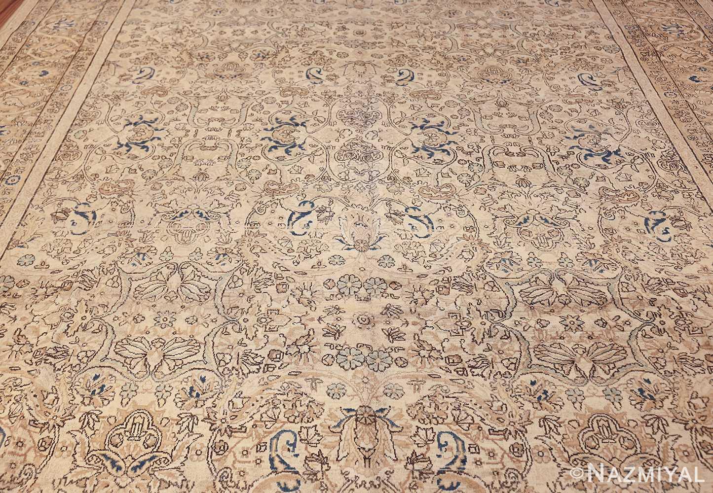 Antique Persian Kerman Rug 47869 Nazmiyal