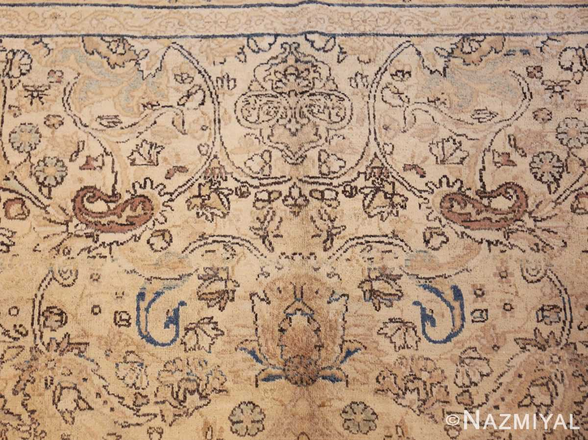 antique persian kerman rug 47869 top Nazmiyal