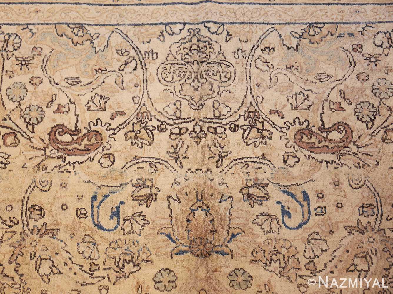 antique persian kerman rug 47869 top Nazmiyal