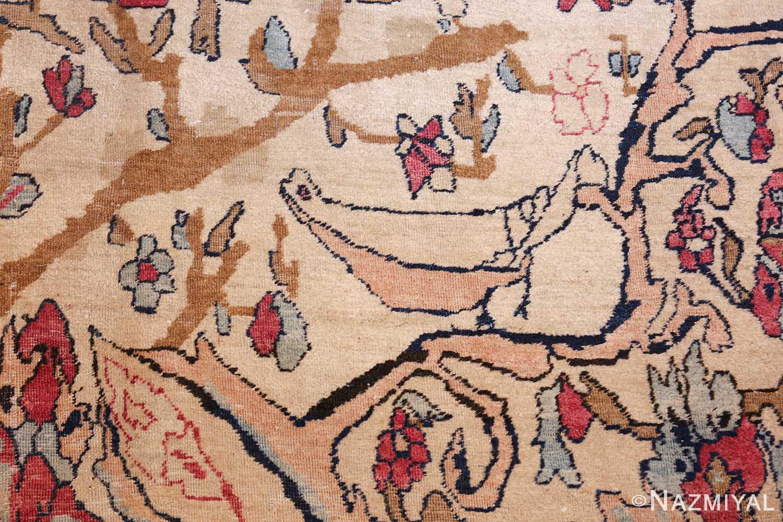 antique persian kerman rug 50106 branches Nazmiyal