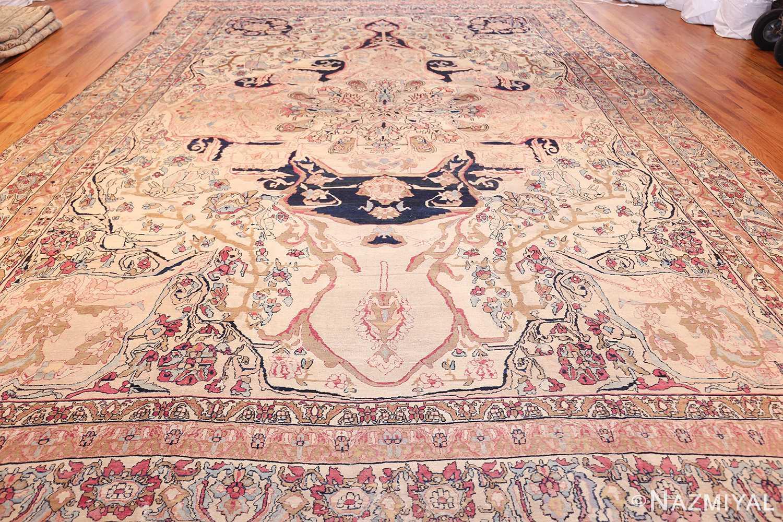 antique persian kerman rug 50106 whole Nazmiyal