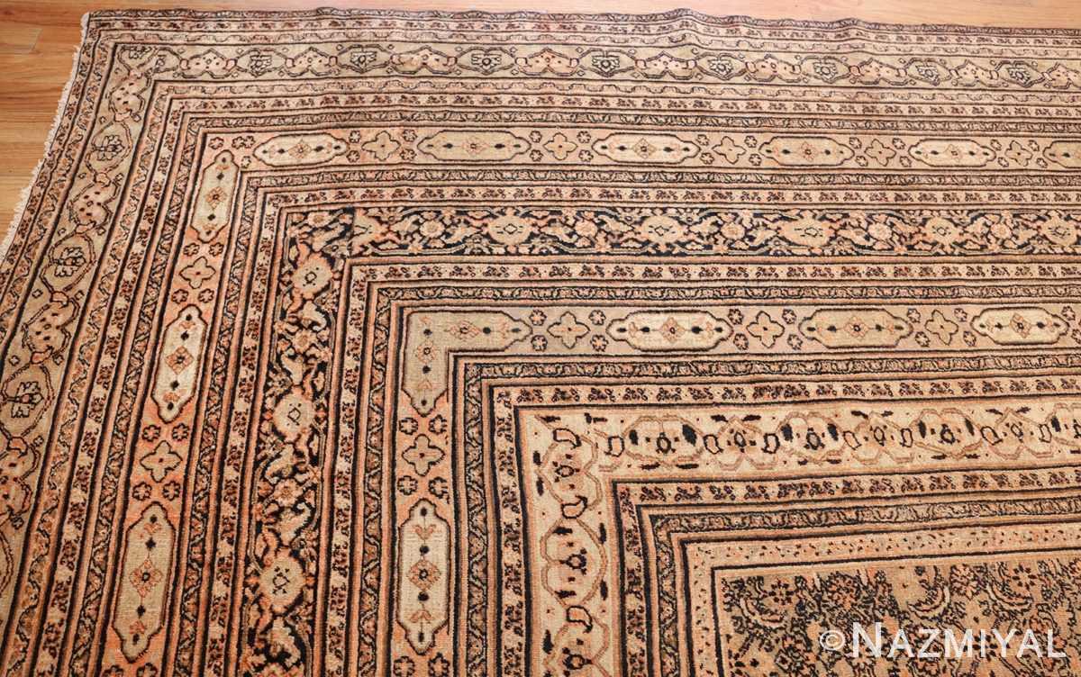 antique persian khorassan carpet 50063 corner Nazmiyal