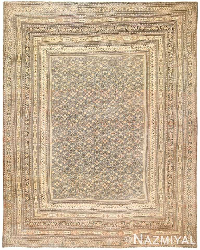 Antique Persian Khorassan Carpet 50063 Nazmiyal