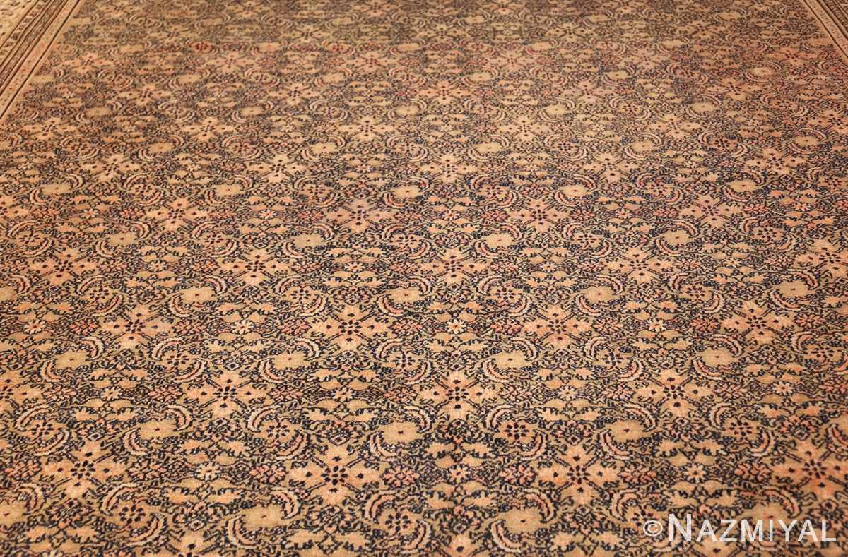 antique persian khorassan carpet 50063 field Nazmiyal