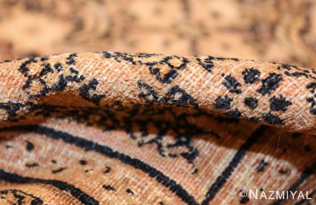 antique persian khorassan carpet 50063 pile Nazmiyal