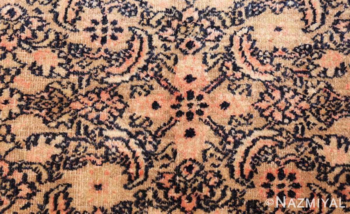 antique persian khorassan carpet 50063 red Nazmiyal