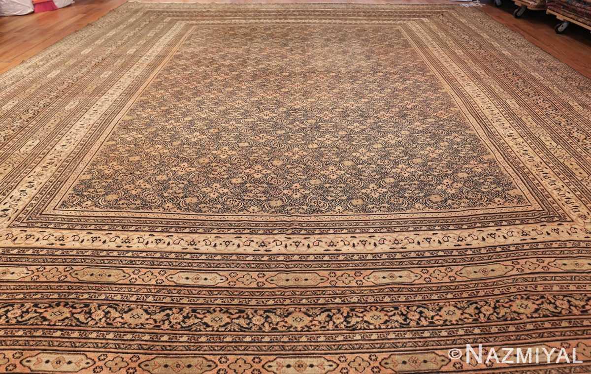 antique persian khorassan carpet 50063 whole Nazmiyal