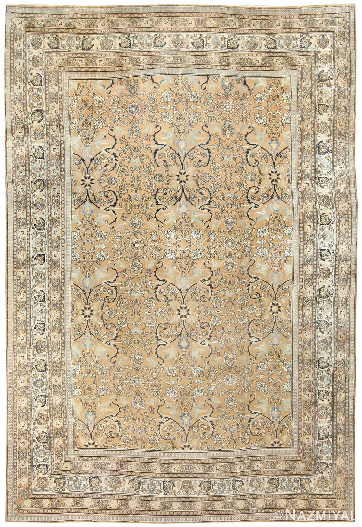 Antique Persian Khorassan Carpet 50072 Nazmiyal