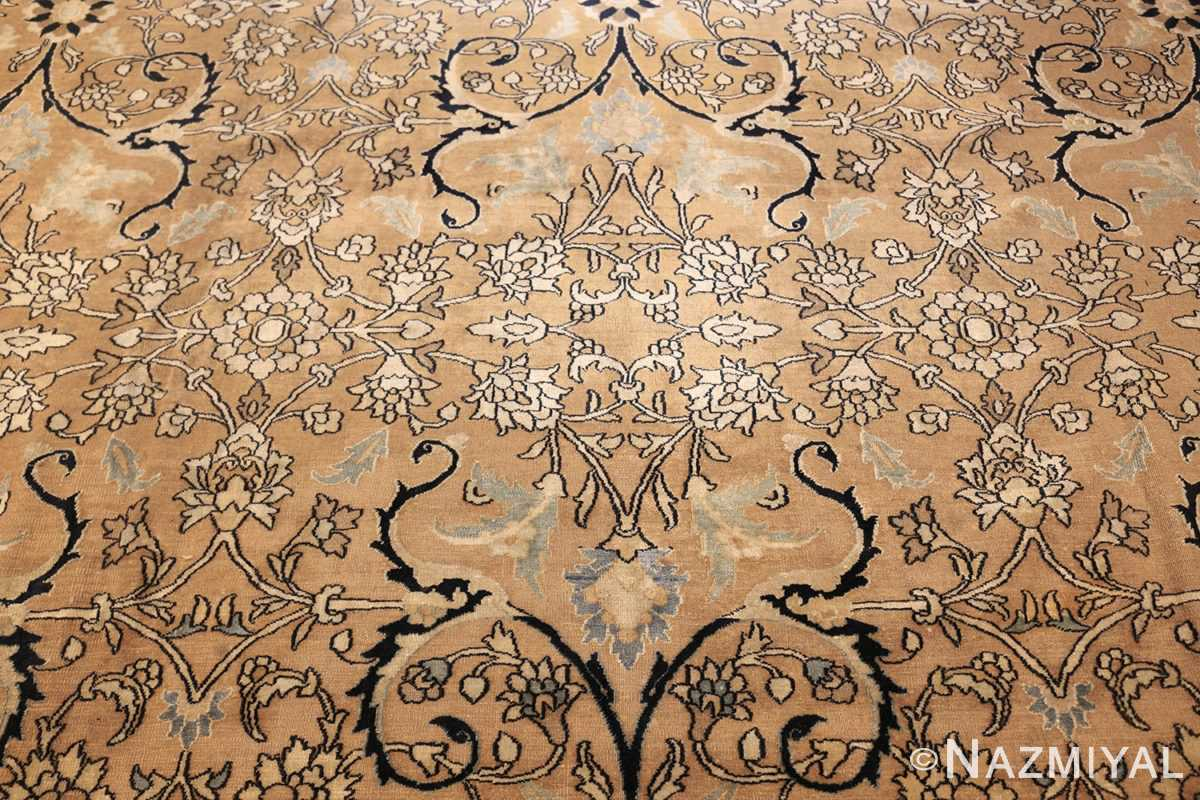 antique persian khorassan carpet 50072 middle Nazmiyal