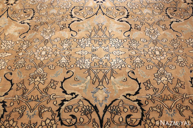 antique persian khorassan carpet 50072 middle Nazmiyal