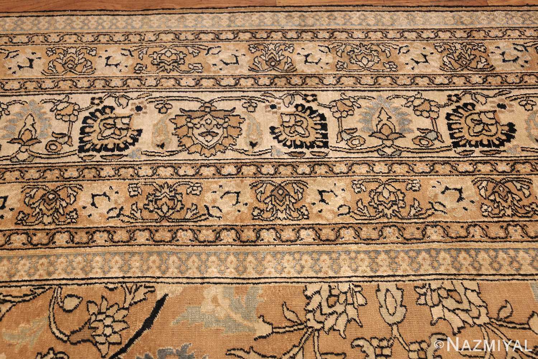 antique persian khorassan carpet 50072 top Nazmiyal