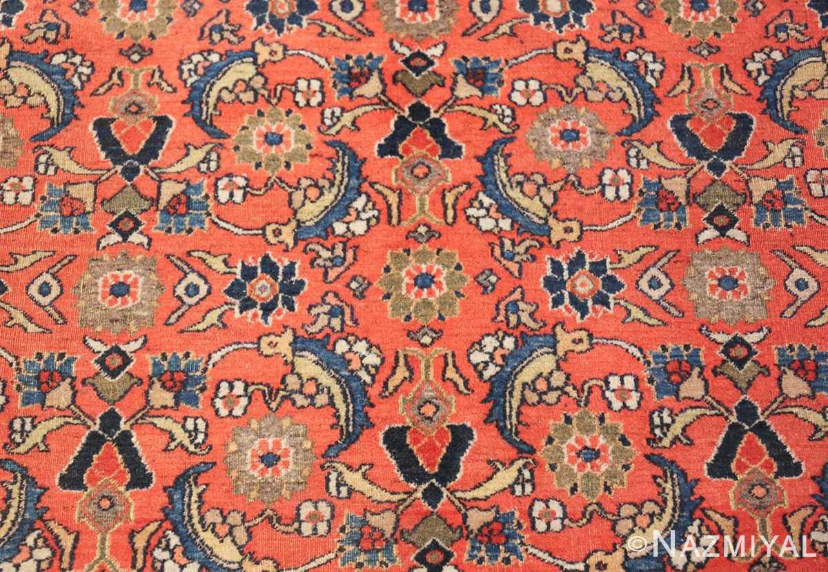 antique persian khorassan carpet 50083 field Nazmiyal