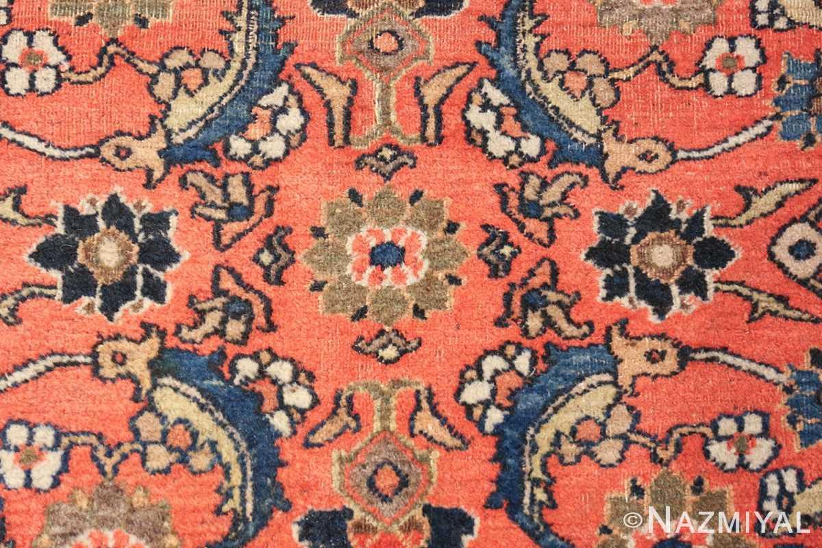 antique persian khorassan carpet 50083 middle Nazmiyal