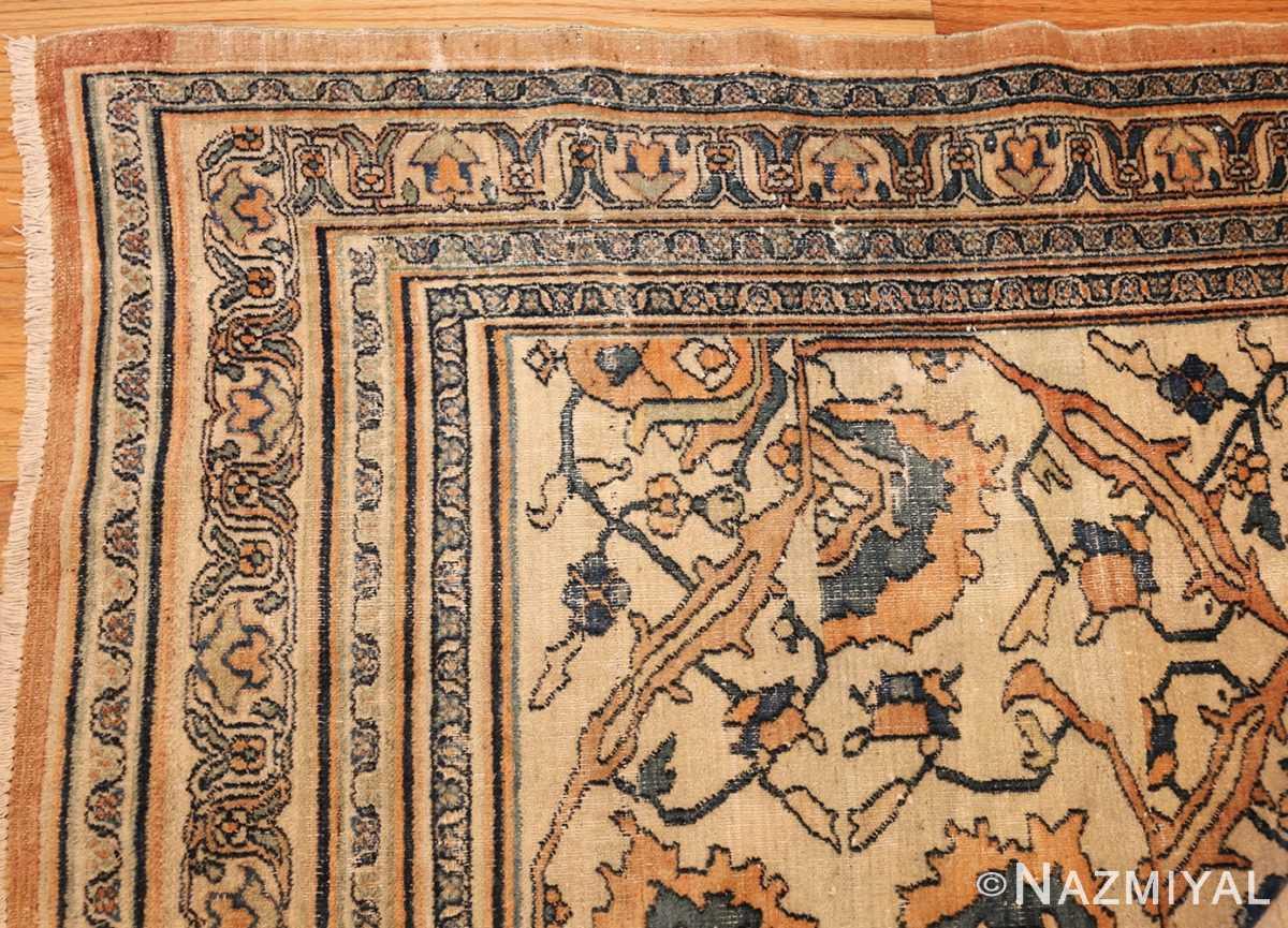 antique persian khorassan carpet 50117 corner Nazmiyal