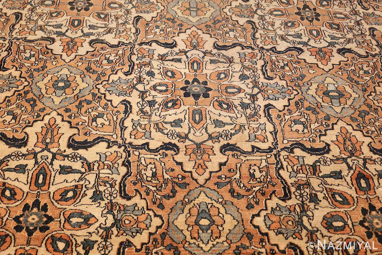 antique persian khorassan carpet 50117 pattern Nazmiyal
