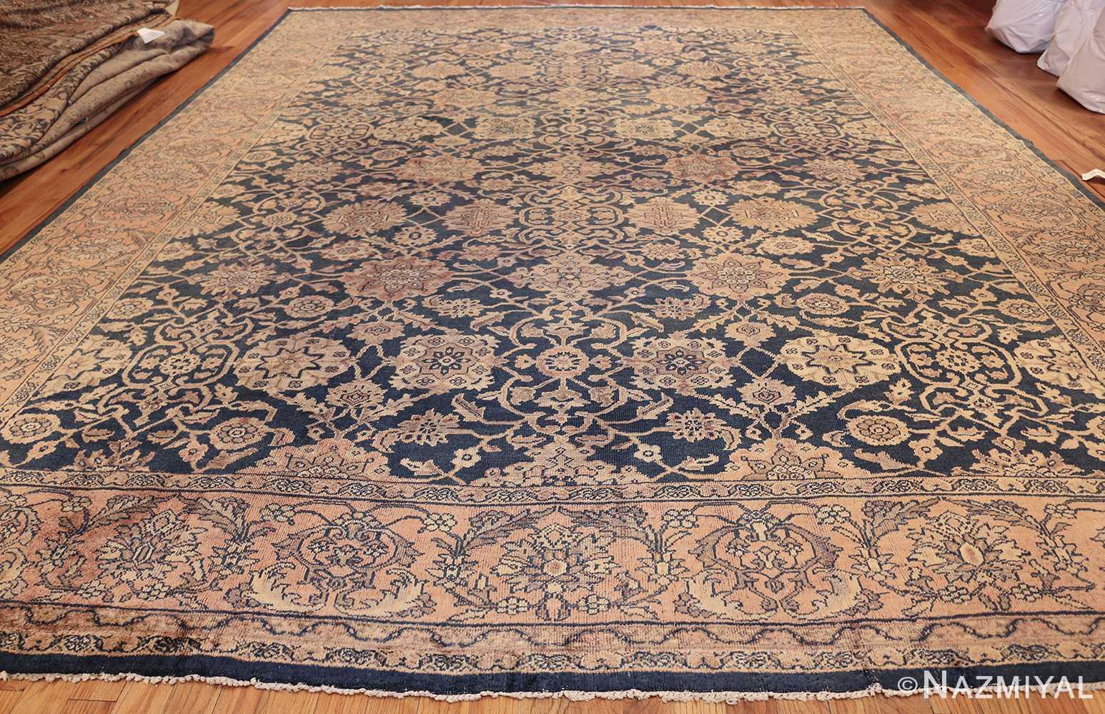 antique persian large size sultanabad rug 50078 whole Nazmiyal