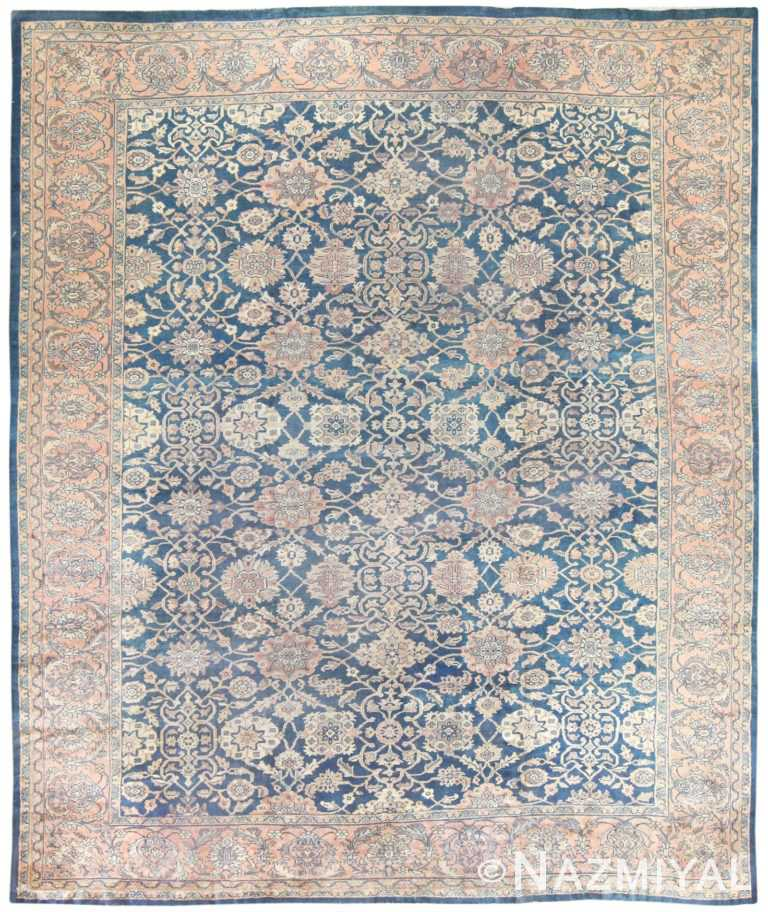Antique Persian Sultanabad Rug 50078 Nazmiyal