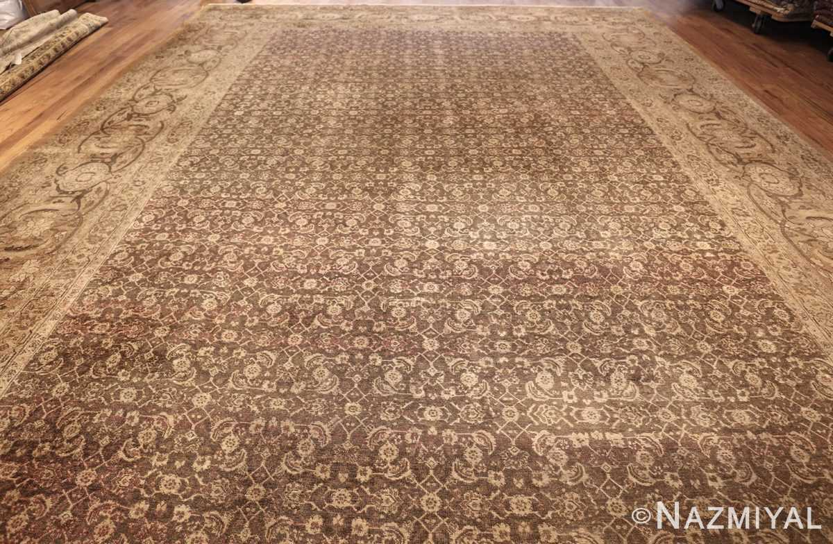 antique persian tabriz rug 50058 whole Nazmiyal