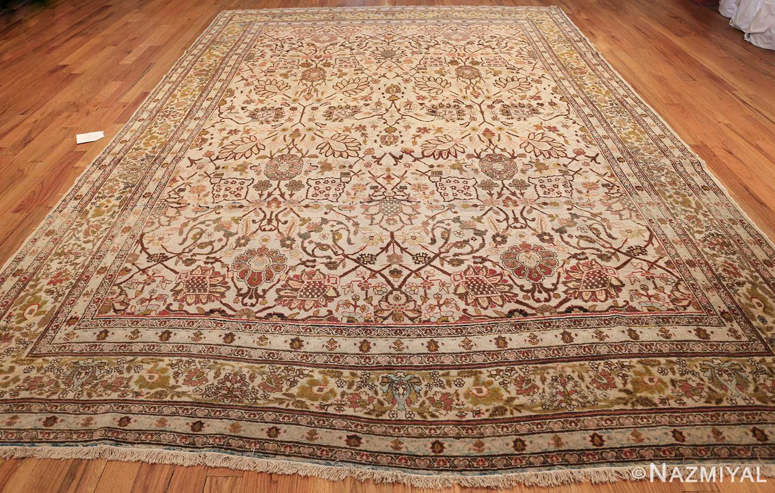 antique persian tabriz rug 50093 whole Nazmiyal