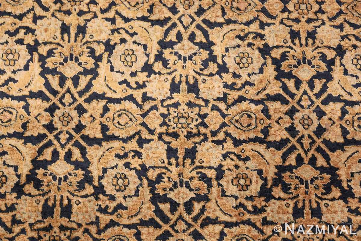 antique persian tabriz rug 50102 closeup Nazmiyal