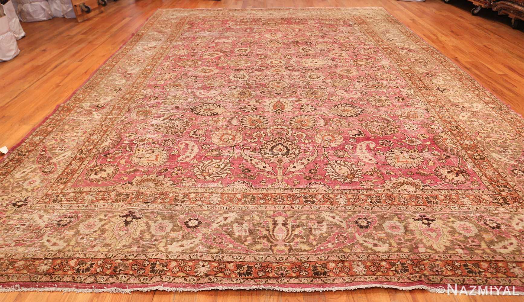 antique shabby chic persian khorassan carpet 48297 whole Nazmiyal