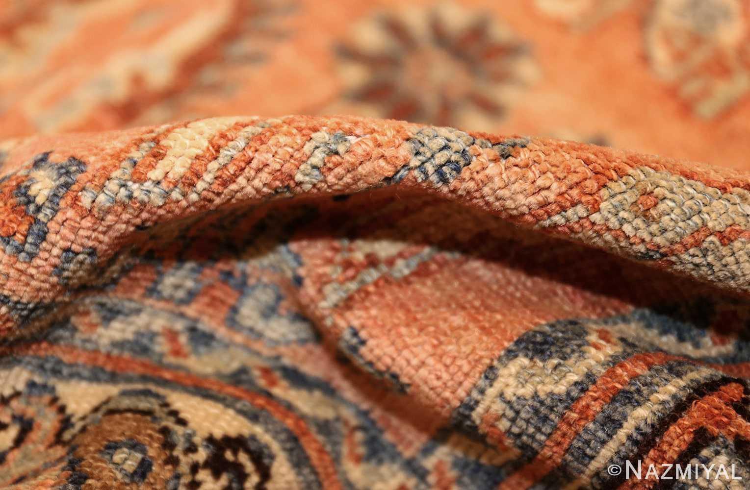 antique tribal persian malayer rug 47506 pile Nazmiyal