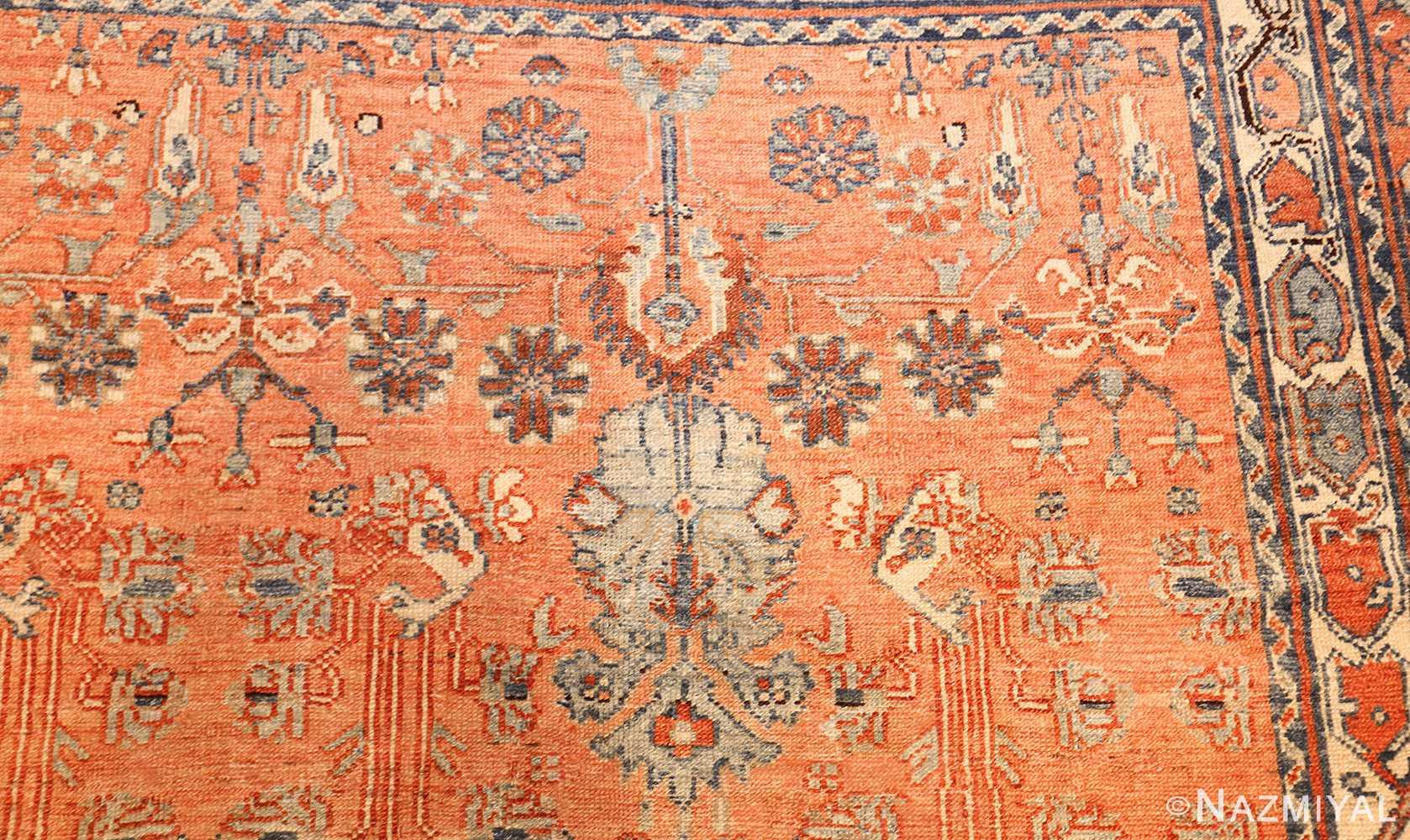 antique tribal persian malayer rug 47506 side Nazmiyal