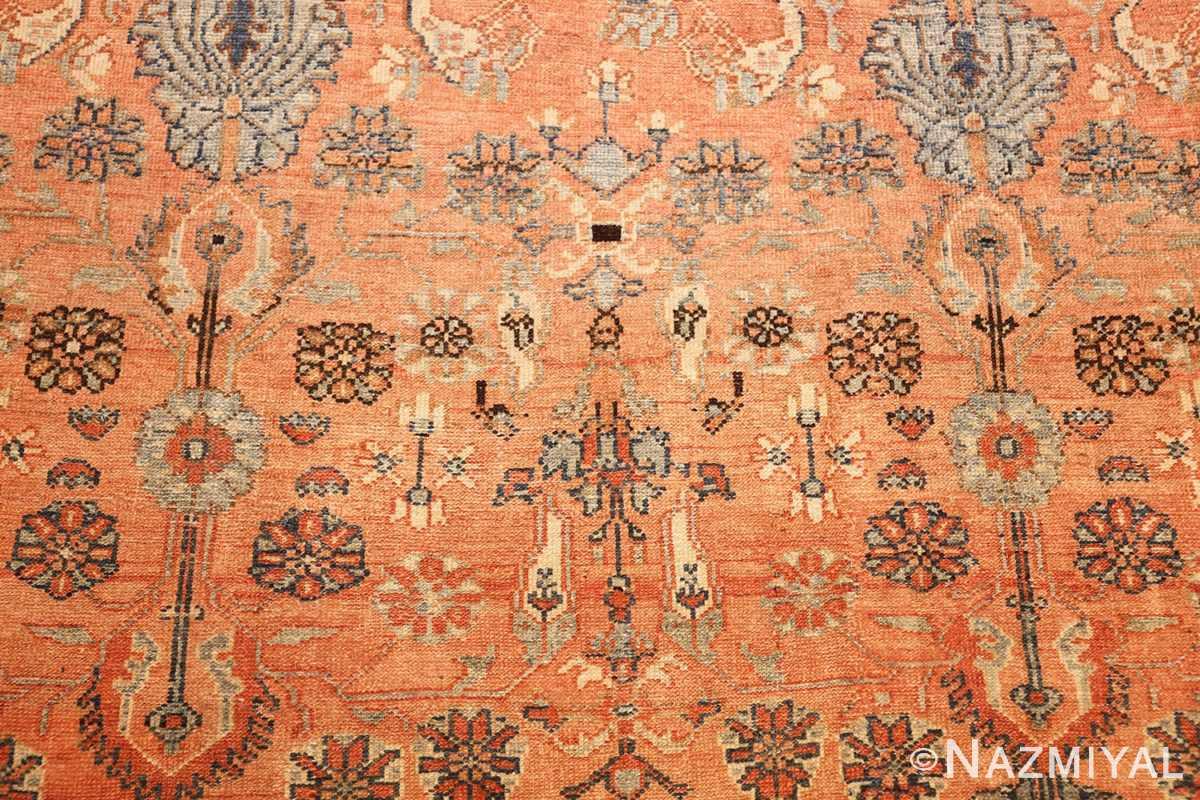 antique tribal persian malayer rug 47506 small Nazmiyal