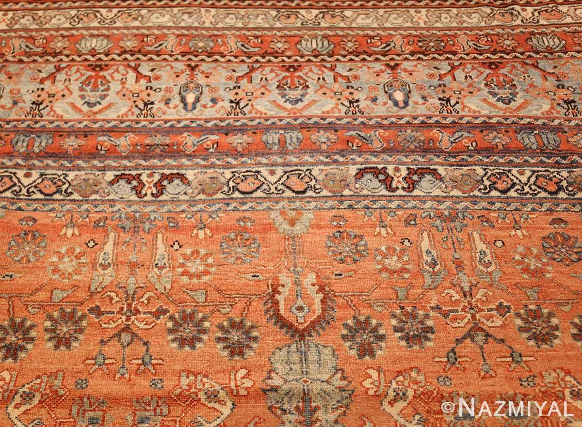 antique tribal persian malayer rug 47506 top Nazmiyal