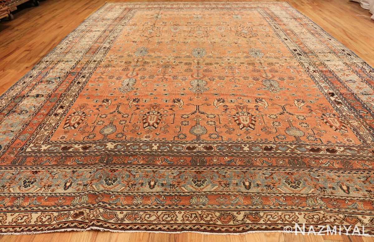 antique tribal persian malayer rug 47506 whole Nazmiyal