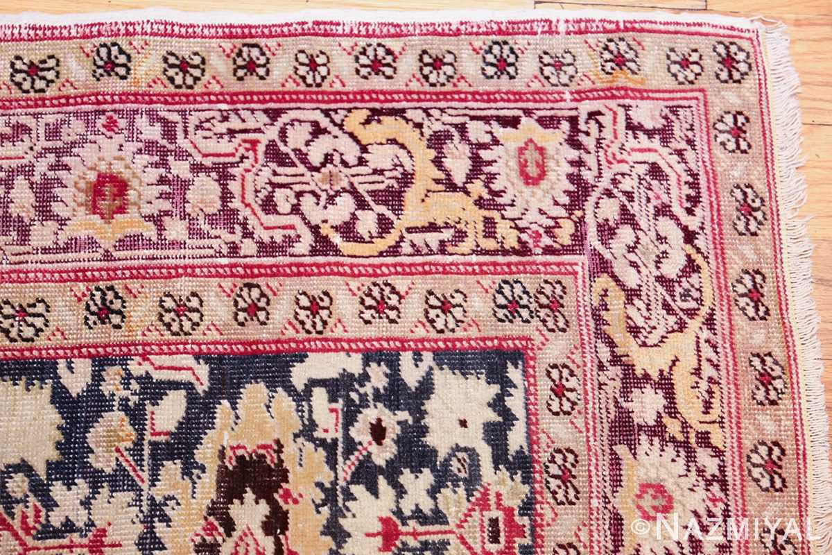 antique turkish sivas rug 50037 corner Nazmiyal