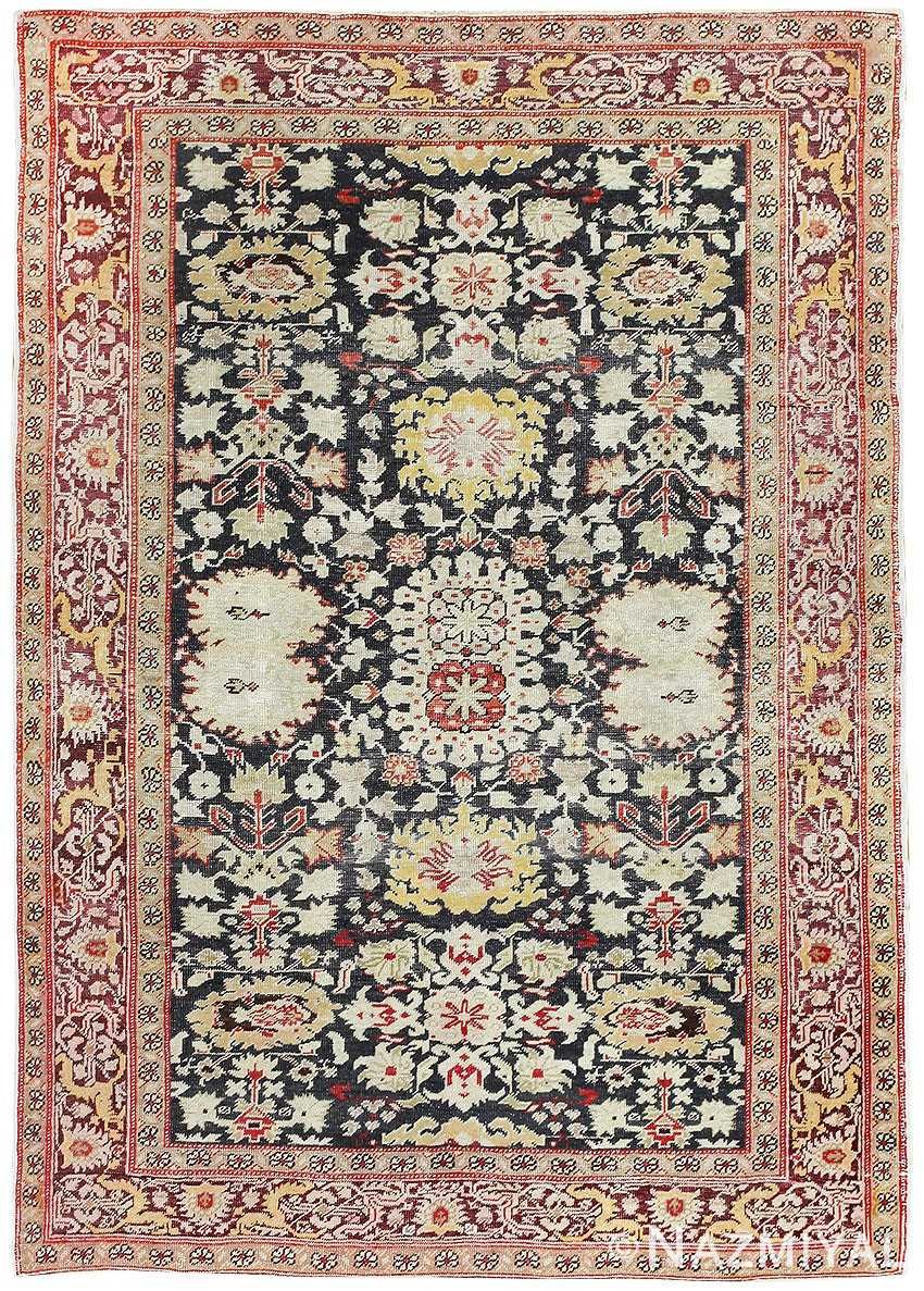 Antique Turkish Sivas Rug 50037 Detail/Large View