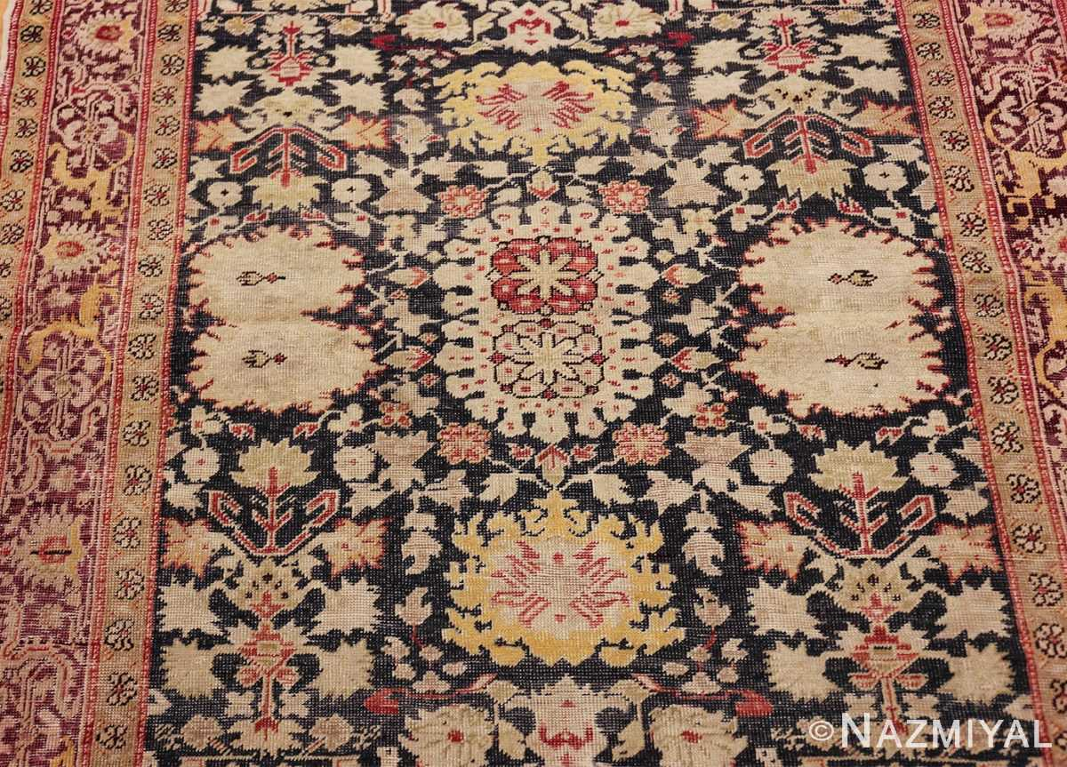 antique turkish sivas rug 50037 field Nazmiyal