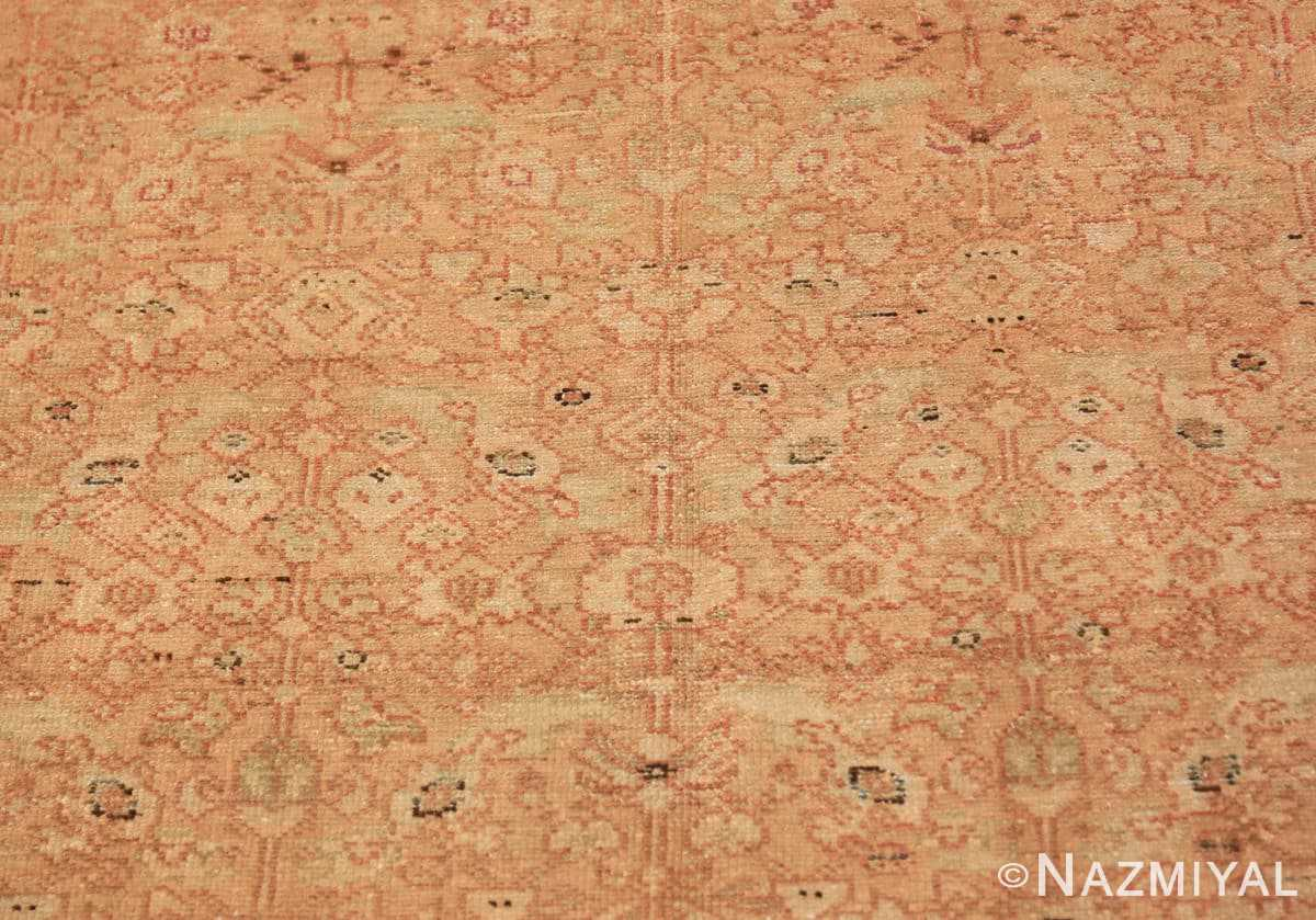 Background Antique Persian Malayer runner 48308 by Nazmiyal
