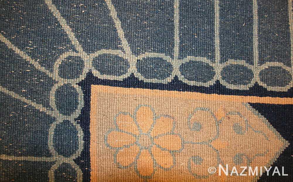 chinese art deco rug 50122 weave Nazmiyal