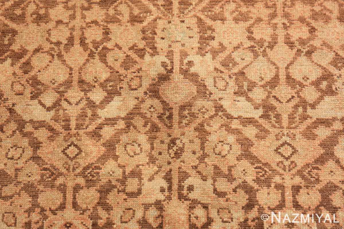 Detail Antique Persian Malayer runner 48308 by Nazmiyal