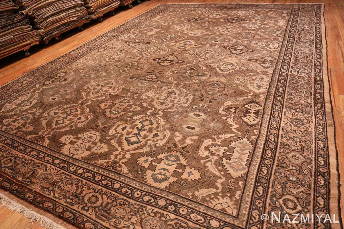 Full Oversize Antique Persian Sultanabad rug 50060 by Nazmiyal