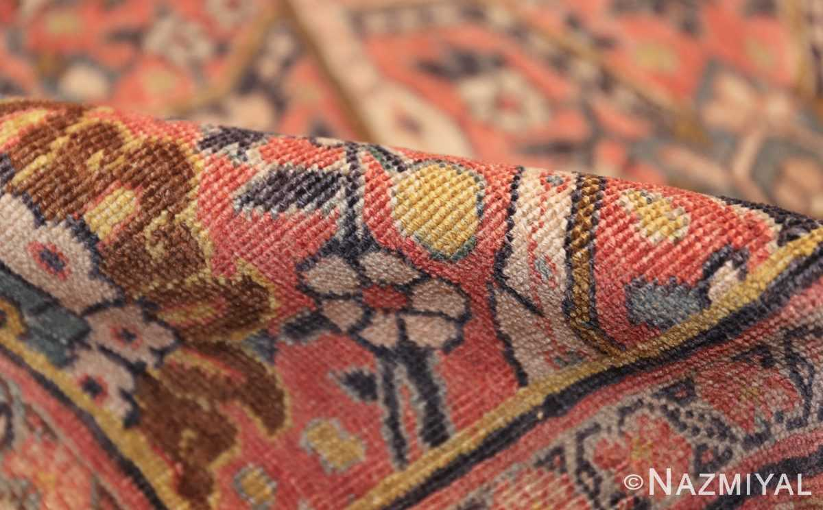 large antique persian tabriz rug 50107 pile Nazmiyal