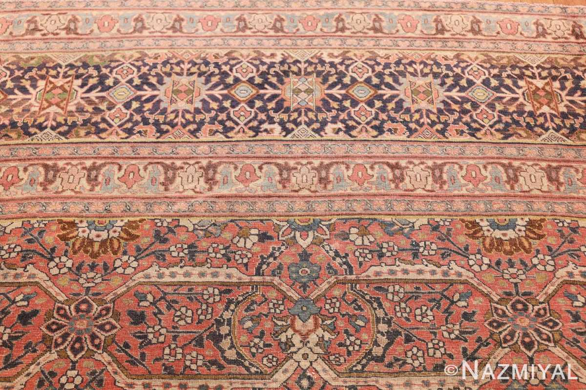 large antique persian tabriz rug 50107 top Nazmiyal